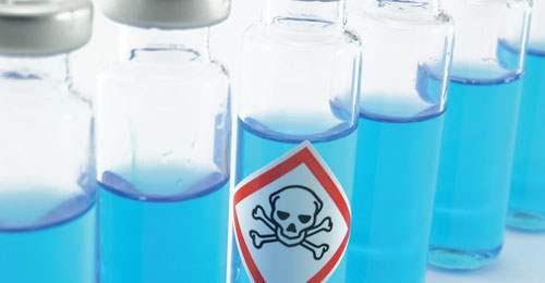 kimyasal yönetimi